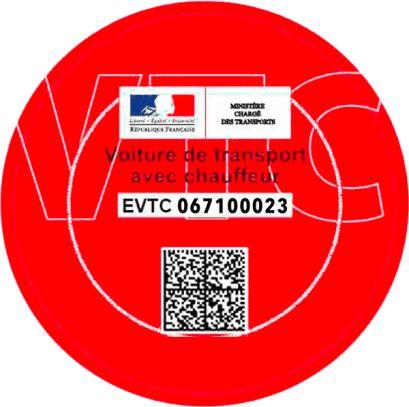 Macaron Clic-VTC Strasbourg