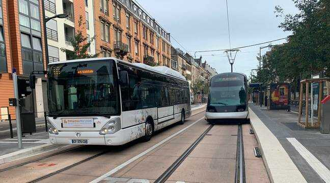 Andere bestehende Transportmittel in Straßburg